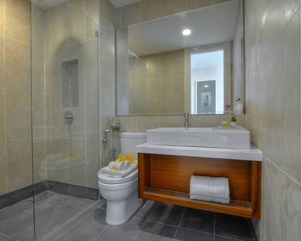 Cristal Residence, Cyberjaya Toilet